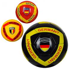 М'яч футбольний-5 EV 3285 Країни, в кульку