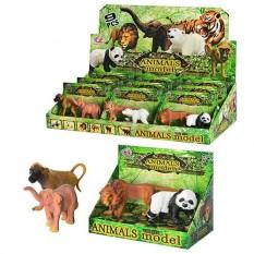 Тварини Q 9899-185 диких, 1 шт в кор-ке(24 шт)