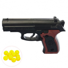 Пістолет 362 на кульці, в кульку