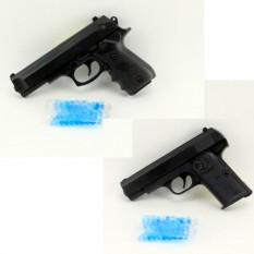 Пістолет K17-K19 (180шт) 17см, вод.пулі, 2віда, в кульку, 17-11-3см