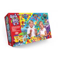 """Тісто для ліплення BCRB-01-01 """"4 в 1 Big Creative Box"""", в коробці"""