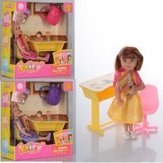 Лялька DEFA 8298 в коробці