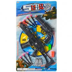 Набір зброї BJ 228-3 на аркуші