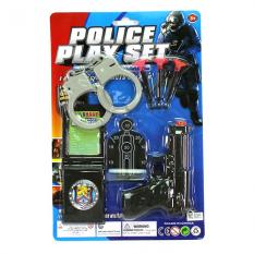 Набір поліцейського 8065 на аркуші
