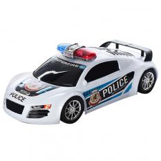 Машинка 5899 інерційна, поліція, в кульку