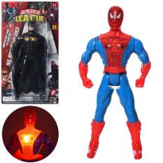 Супергерой 2085-301-302 BM, СП), на батарейках (табл), на аркуші, 19-35-5 см
