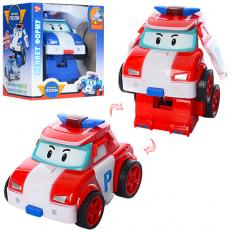 Трансформер DT-558 RP, робот + машинка, у коробці