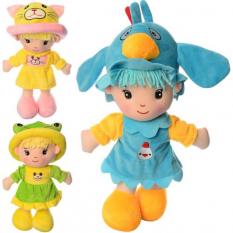 Лялька 17239-40-41 мягкотіла, в кульку