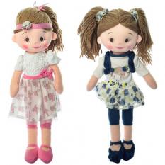 Лялька X 13089 мягконабивна, в кульку