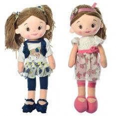 Лялька X 13090 мягконабивна, в кульку