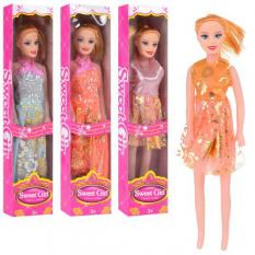 Лялька 2815-1-2-3-4 в коробці