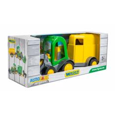 """Трактор 39349 """"Тигрес"""", багги з ковшем і причепом, в коробці"""