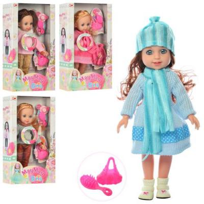 Лялька 909 - AQ в коробці