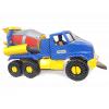 "Авто 39395 ""Тигрес"", ""City Truck"", бетономішалка"