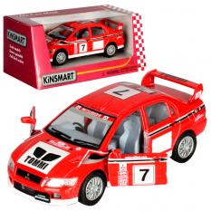 Машинка KT 5048 W KINSMART, інерційна, в коробці