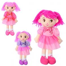 Лялька B514 (60шт) 35см, мягконабивная в кульку