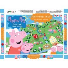 """Гра настільна 0163 """"Свинка Пеппа"""""""
