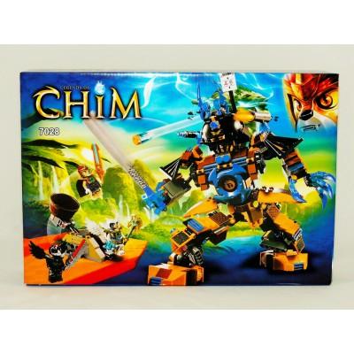 Конструктор 7028 CHIM, космічний воїн