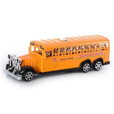 """Автобус 606 """"Ретро"""", инер-й, в кульку"""