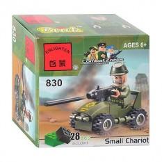 "Конструктор BRICK 830 ""Кулеметник"""