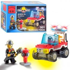 "Конструктор BRICK 901 ""Пожежна тривога"""