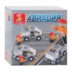 Конструктор SLUBAN M 38 B 0359 Авіація, техніка