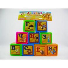 "Кубик 020-2 ""BAMSIK"", азбука"