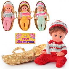 Лялька 133 MВ Любочка, в кошику