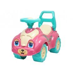 Автомобіль для прогулянок 0823 ТехноК, рожевий
