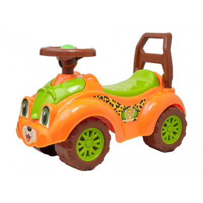 Автомобіль для прогулянок 3268 ТехноК, помаранчевий