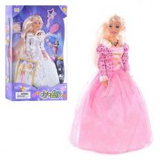 Лялька DEFA 20961 музика, світло, в кор-ке