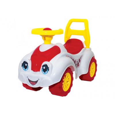 Автомобіль для прогулянок 3503 ТехноК, біло-червоний