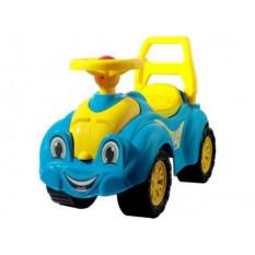 Автомобіль для прогулянок 3510 ТехноК, жовто-блакитний