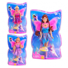 Лялька DEFA 8196 з крилами, в слюді