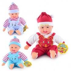 Лялька Х 2418-2 реготун, в кульку