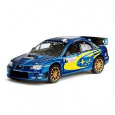 "HU Машинка жел KINSMART KT 5328 W  ""SUBARU IMPREZA WRC"""