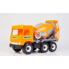 "Машина 39311 ""Multi truck"", бетономішалка, City, ""Тигрес"""