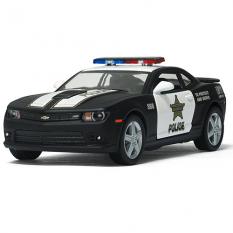 Машина залізна HU KINSMART KT 5383 WP инерционая, поліція