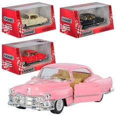 "Машинка залізна KINSMART KT 5339 W ""CADILLAC SERIES 62 COUPE 1953"""