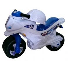 """Мотоцикл  501-2m(1шт) з каскою, для прогулянок, """"Оріон"""""""