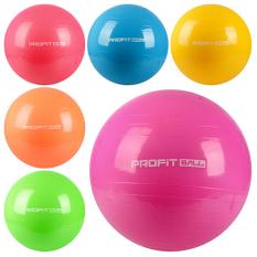М'яч для фитнеса-55см MS 0381 Фитбол, в кульку