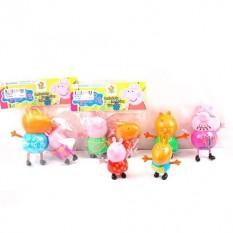"""Набір фігурок B 109412 """"Peppa Pig"""", 2 шт в кульку"""