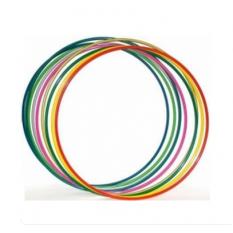 Обруч 0123 металевий кольоровий