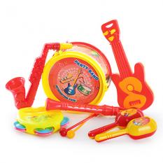 Брязкальце 03626-15/03626-8 музичних інструментів, в кульку