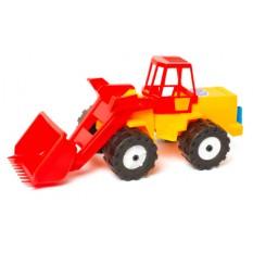 "Трактор 106-1 ""BAMSIK"", ""Шустрик - скрапер"" № 1"