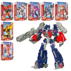 """Трансформер 8916-7-8-9-20-1-2-3 """"Transformer"""", в кор-ке"""