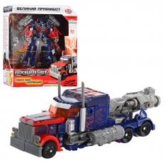 """Трансформер H 601/8107 """"Праймбот"""", робот-трейлер"""