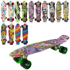 Скейт MS 0748-1 пенні