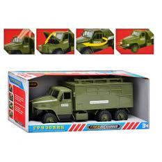 Вантажівка M 1346 U/R Аварійна служба, звук, світло, в кор-ке