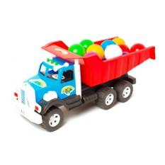 """Вантажівка Фарго 009/3 """"BAMSIK"""", кулька маленька"""